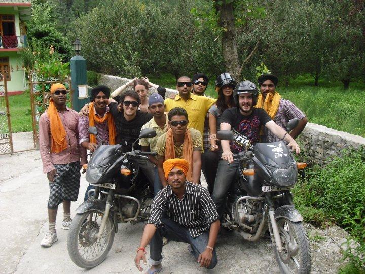 De Aventuras y Vacas Sagradas | En moto por la India Parte I