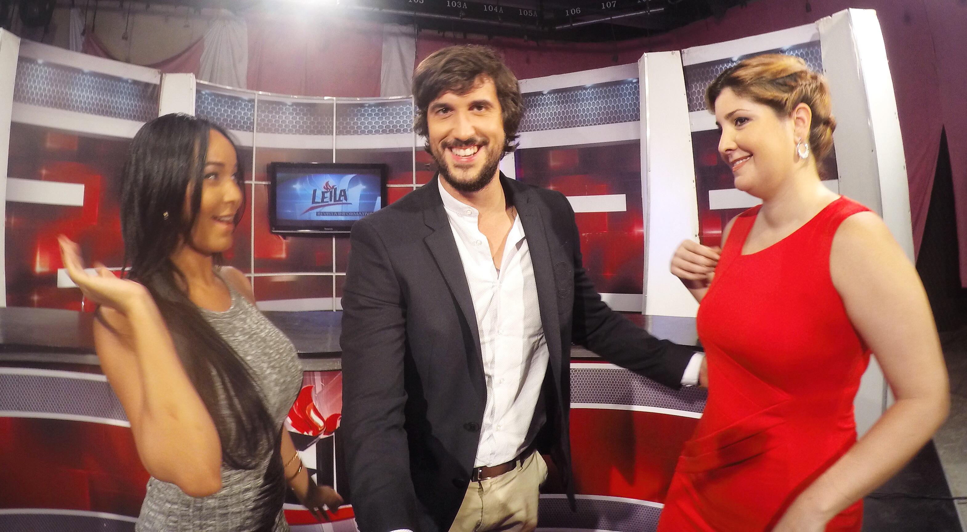 Entrevista William Ramos por Leila Mejia – Telecentro