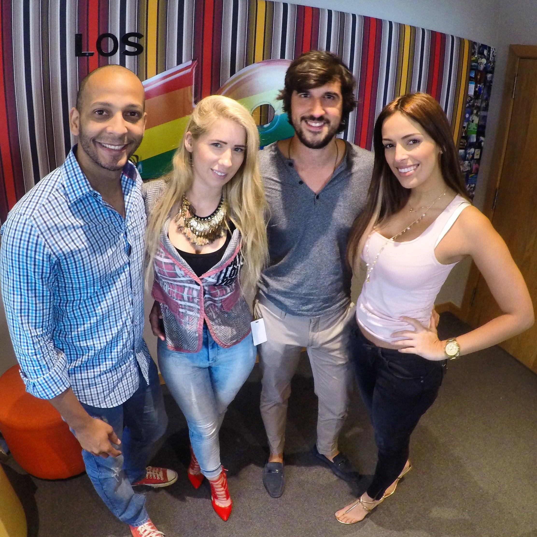 Entrevista William Ramos por Los 40 Principales – Omelette 40