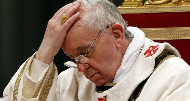"""ESCANDALO! El Papa Francisco: """"El infierno no existe y Adán y Eva son una Fabula"""