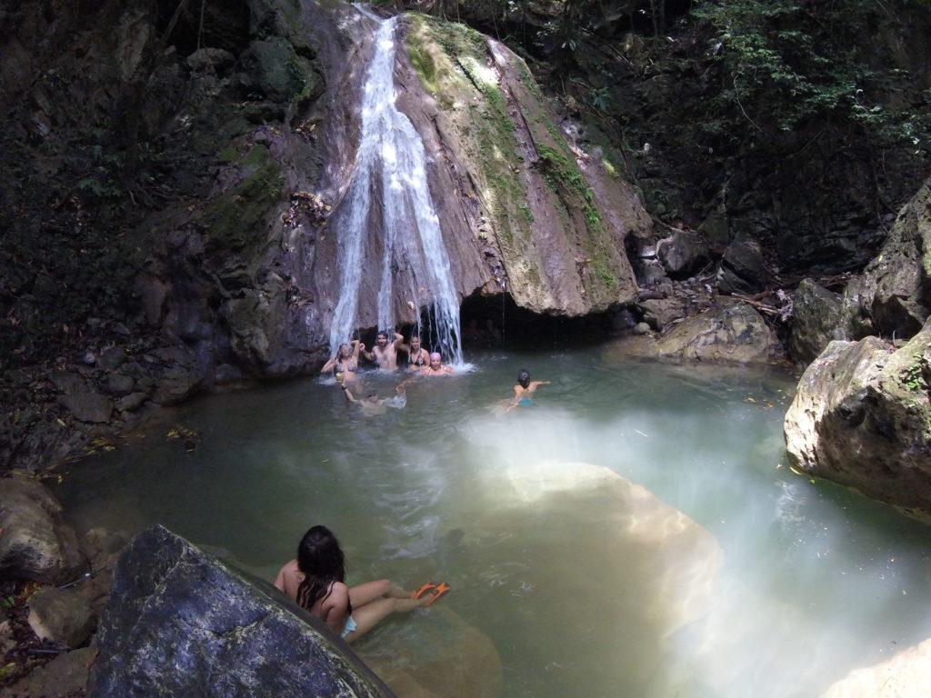 Cascada El Castaño