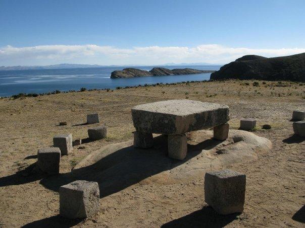 Sabías Que Existe La Isla del Sol y La Luna Dentro del Lago Titicaca
