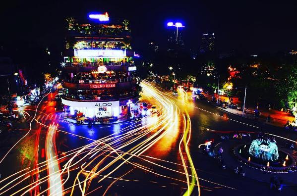 Vietnam: La Caótica & Pintoresca Ciudad de Hanoi