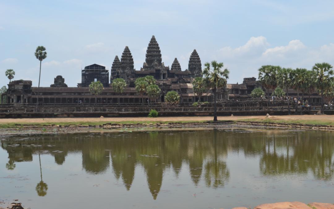 Cambodia y los Templos de Angkor Watt