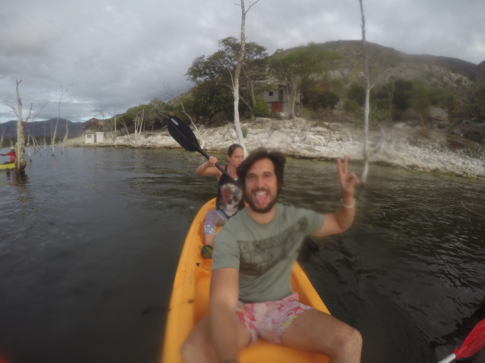 Kayaq Lago Enriquillo
