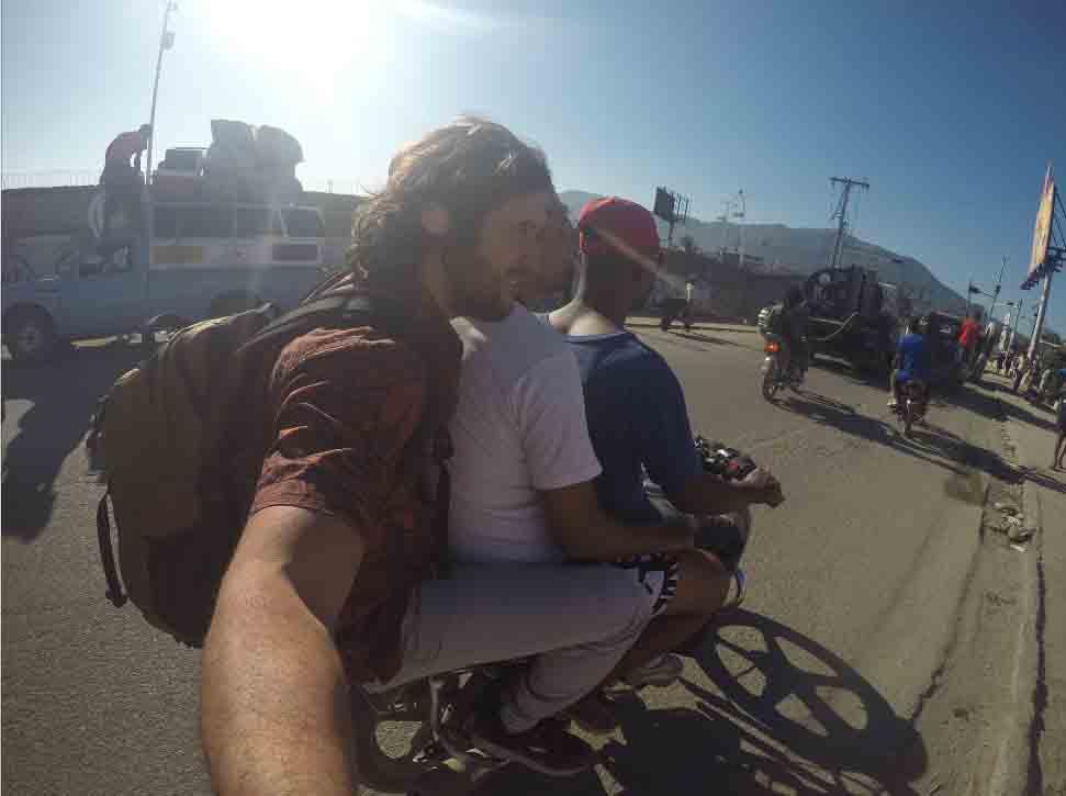 Haití en Motoconcho