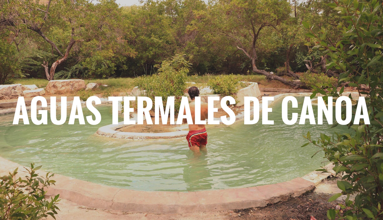 Las Aguas Termales de Canoa: Aguas curativas y orgullo de RD