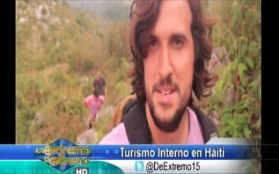 William Ramos Muestra Lo que No Sale en los Noticieros del Turismo de Haití[Entrevista]