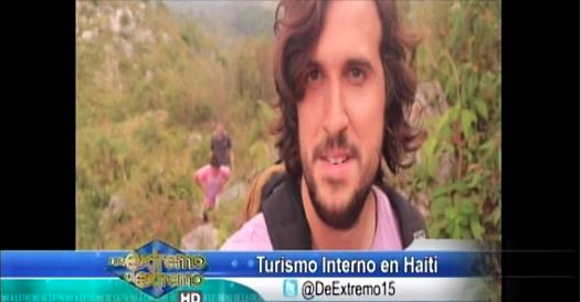 William Ramos Muestra Lo que No Sale en los Noticieros del Turismo de Haití[Entrevista]