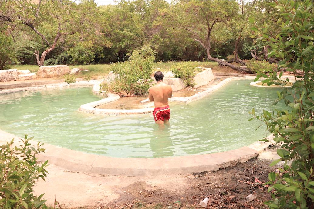 Aguas Termales de Canoa