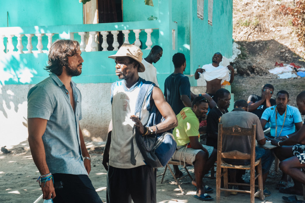 Bassin Bleu, Jacmel