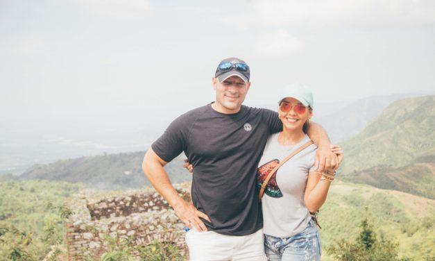 Empresario Haitiano Dedica Palabras a William Ramos por Viajar a Haití y Destacar Turismo Positivo