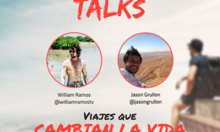 Charla Travel Talk Invita a William Ramos como Expositor