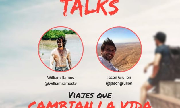 Charla Travel Talk Invita a William Ramos como Expositor