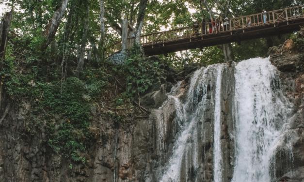 El Saltadero en Cabrera: una joya de la provincia Maria Trinidad Sanchez
