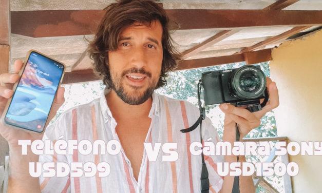 ¿Qué cámara comprar para hacer Videos para YouTube?