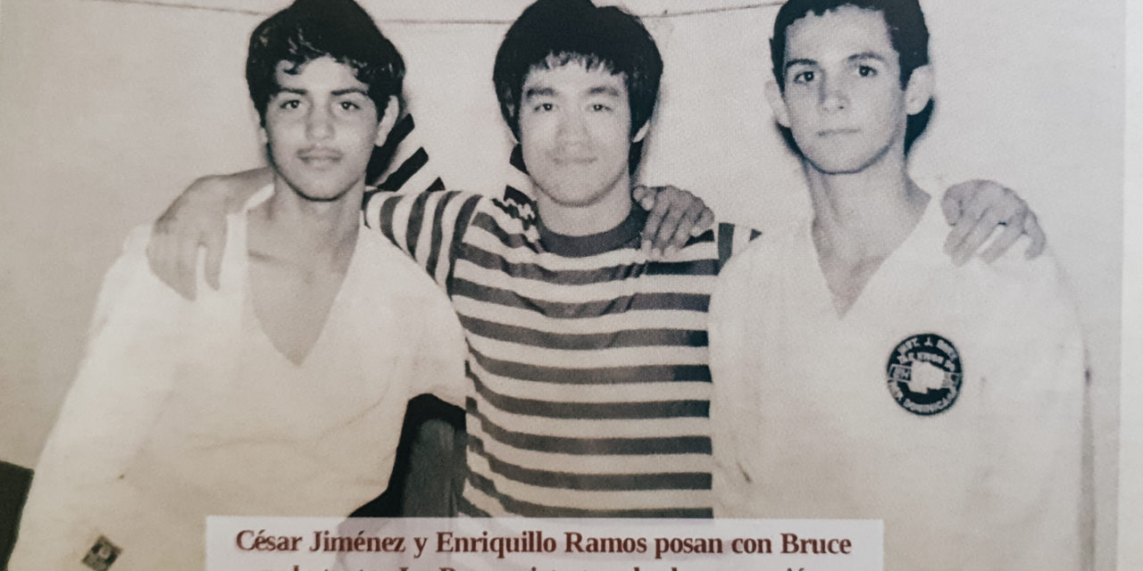 La Visita de Bruce Lee en República Dominicana en 1970